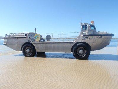 Larc Amphibious LARC V 261 Amphibious vehicle