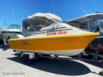 CruiseCraft Reefraider 580 WHY BUY NEW !!!!!!!- Click for more info...