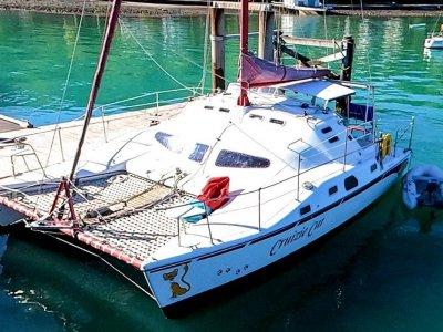 Sagitta 30 Catamaran