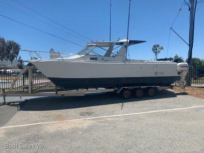 Powercat 2800 Ex- Survey Diving Boat