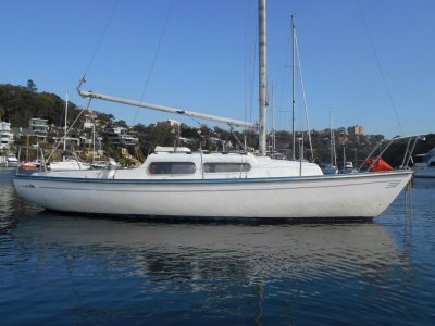 Marauder 24 Mooring Minder, Cheap Sailing Payment Plan Welcome