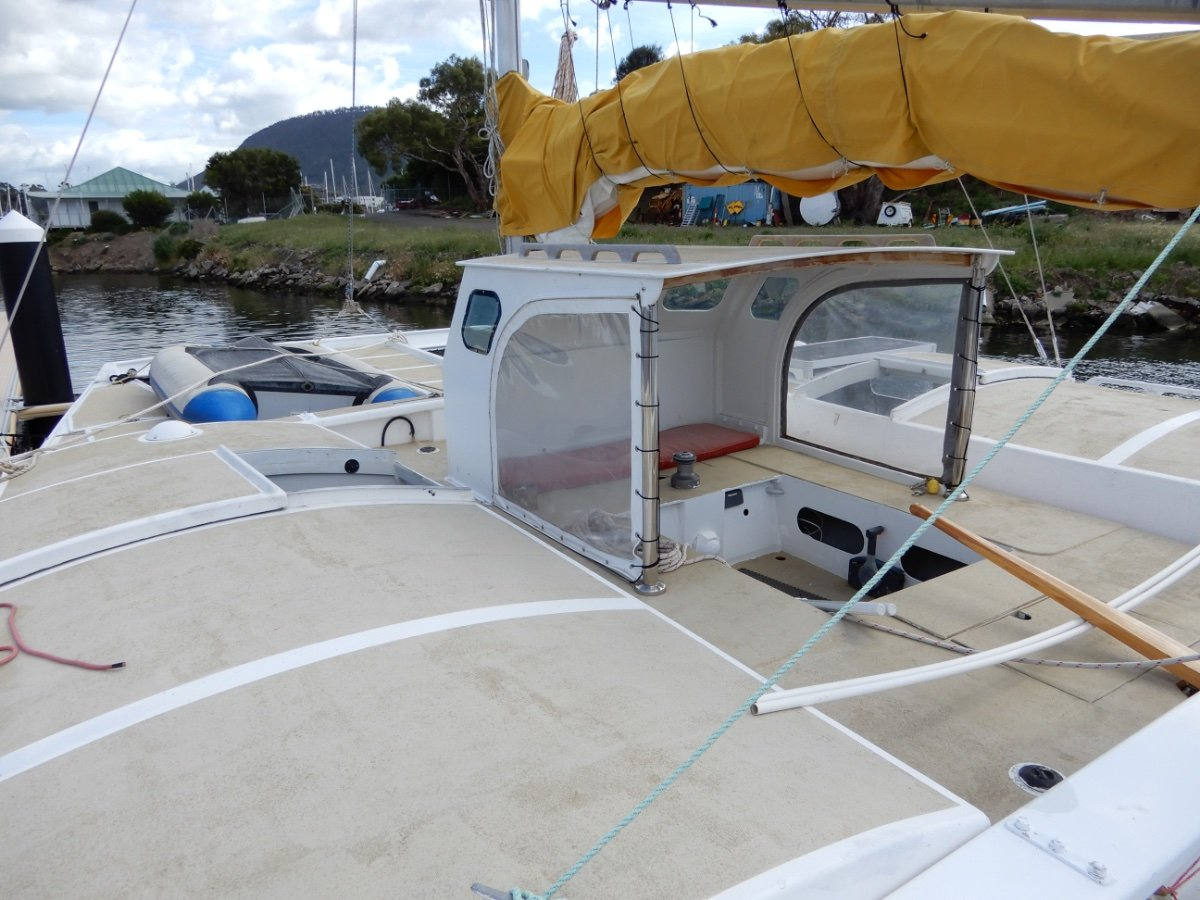 Murray Isles 30 Catamaran EXCELLENT ACCOMDATION AND PERFORMANCE, NEW RIGGING