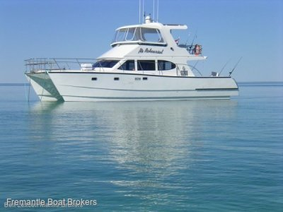 Powercat Custom Design PETER BRADY DESIGNED DISPLACEMENT 42' LOA