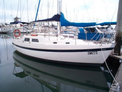 Columbia 27 Sloop