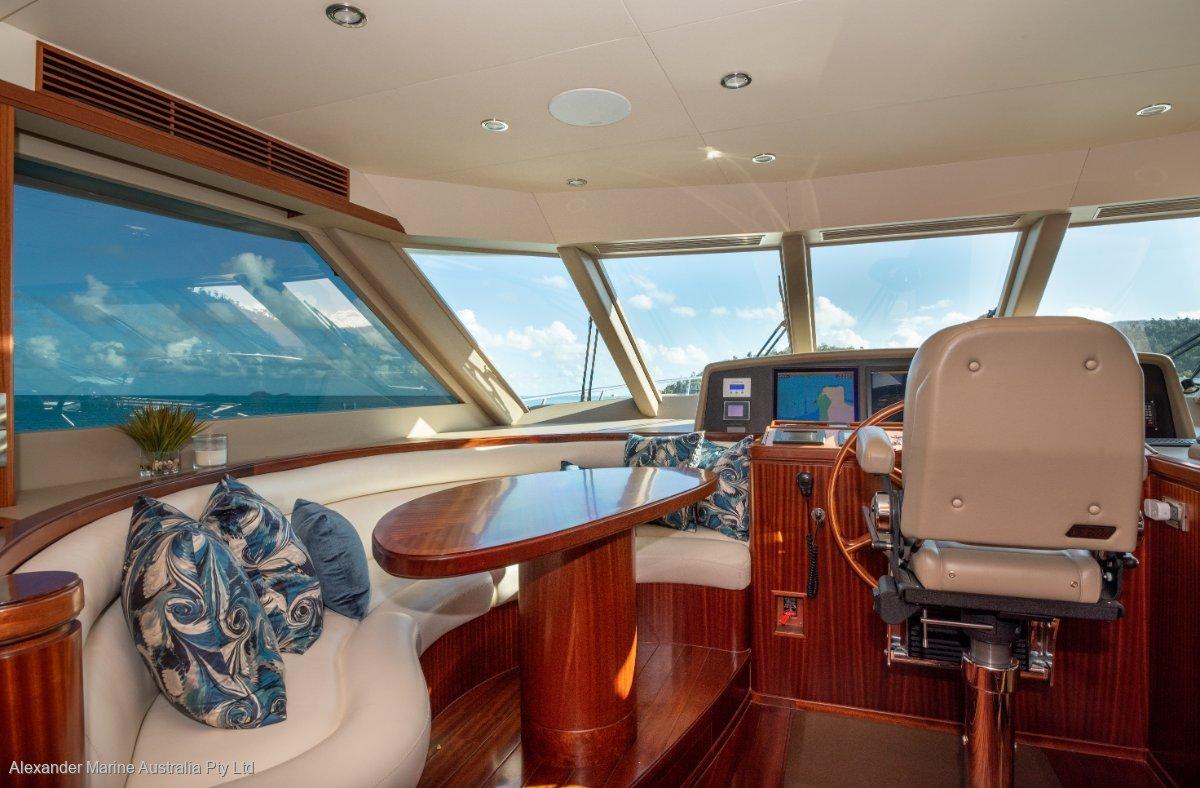Ocean Alexander 78