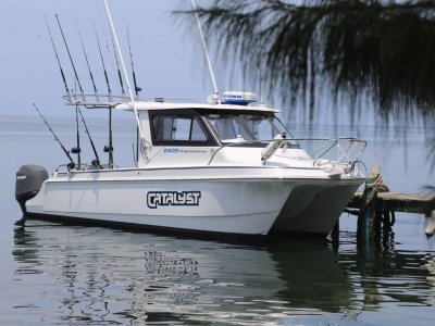Noosa Cat 2400 Sportsman One owner from new