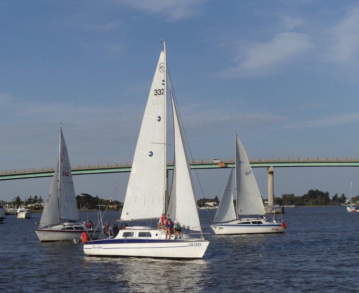 Rob Legg RL 28:3 generation sailing