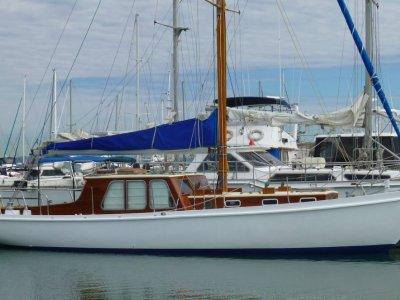 21 meter berth at Moreton Bay Boat Club