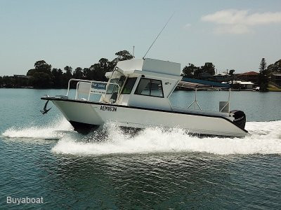 27 BBQ / Work Boat aluminium