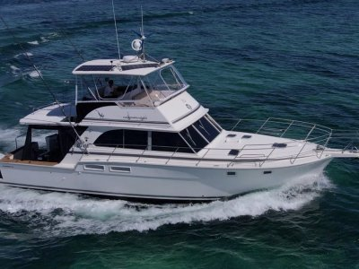 Caribbean 45 Flybridge Cruiser ** Extended to 47ft 6