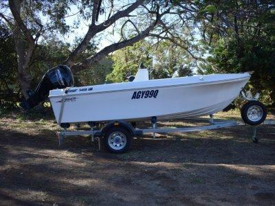 Angler Angler BQ RSF 149 - 2019 DEMO SALE