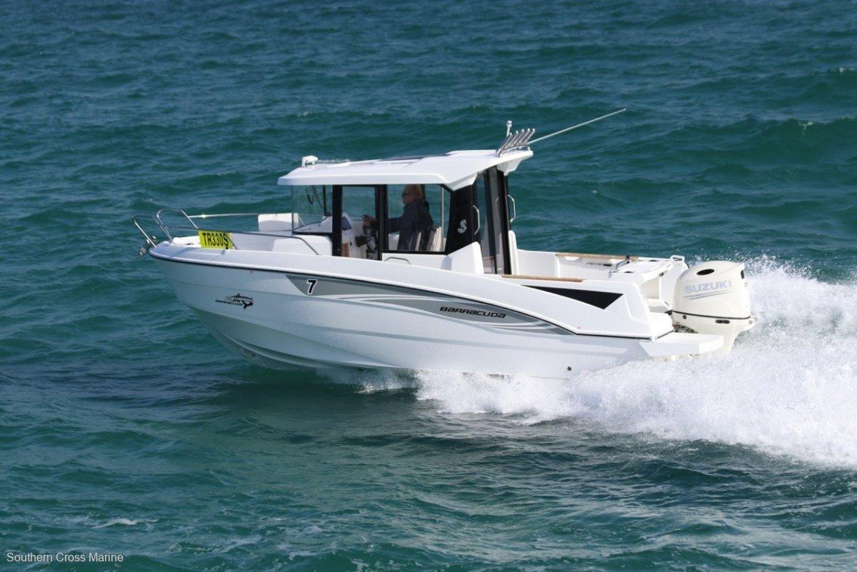 Beneteau Barracuda 7 OB IN SOUTH AUSTRALIA NOW!