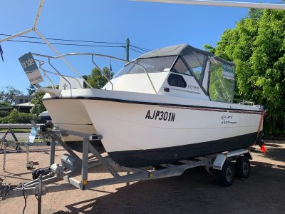 "Kevlacat 6.2 Pro Sport ""Fishing Machine"""