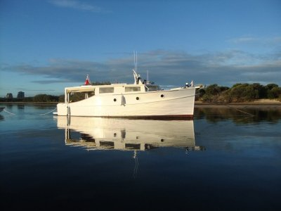 Fleming Timber Bay Cruiser
