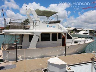 Pelorus 44 Flybridge Cruiser