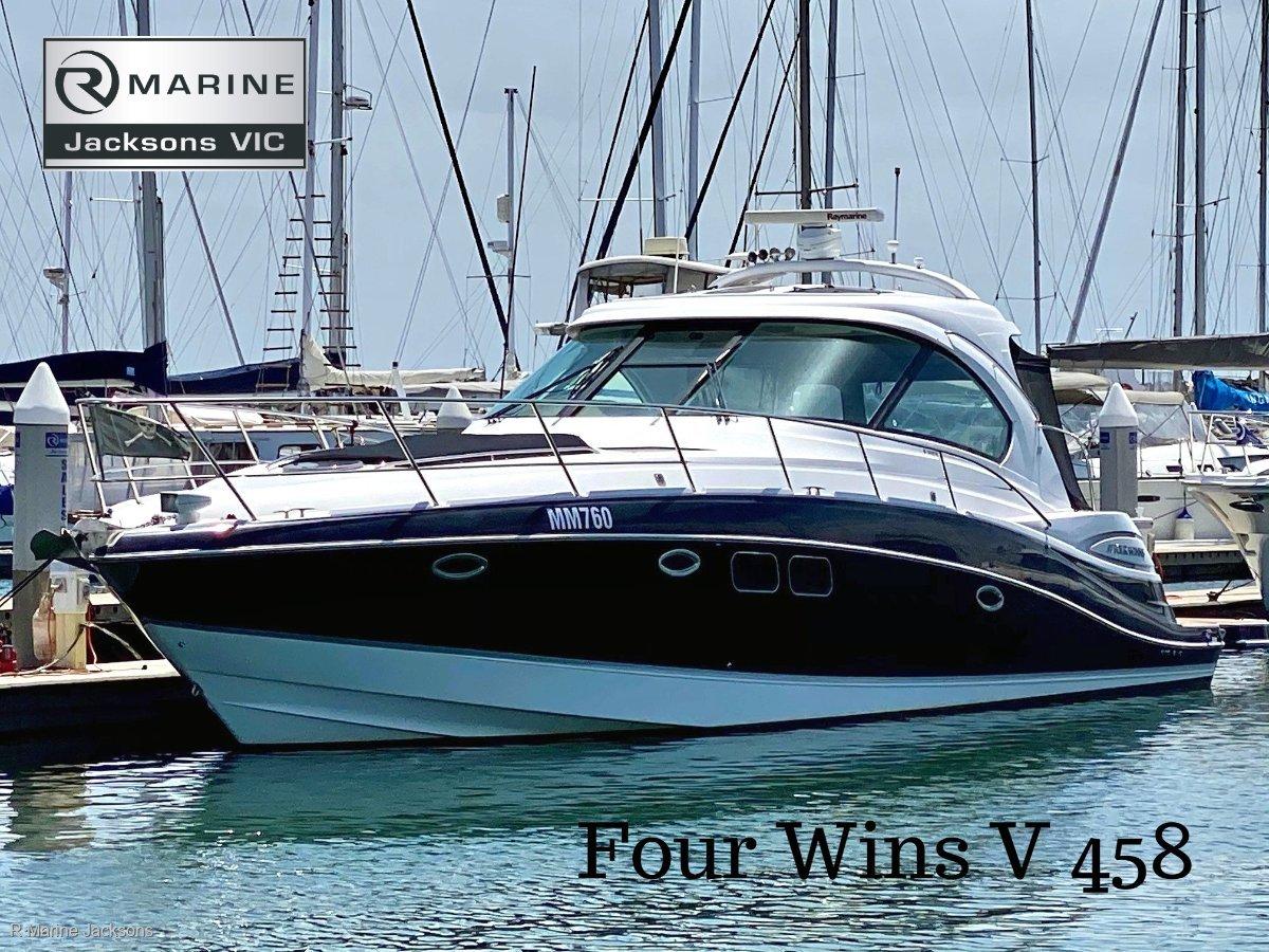 Four Winns V458:Four Winns V 458 for sale R Marine Jacksons
