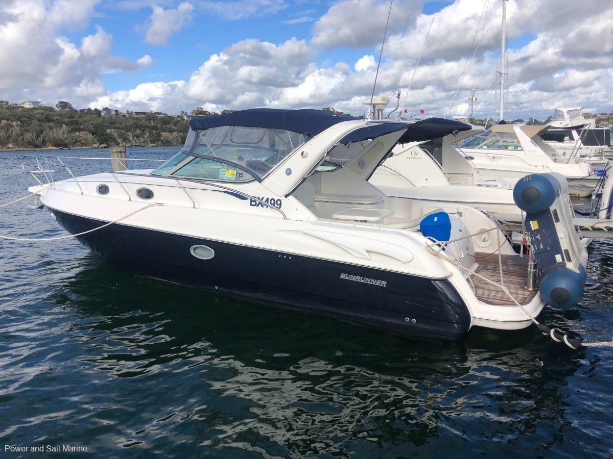 Sunrunner 3700 Australian thoroughbred, recently anti-fouled