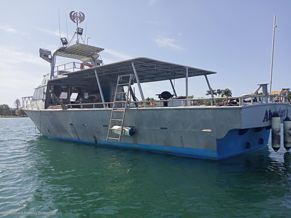 LV326 - 15.93m Alloy Commercial Fishing Vessel