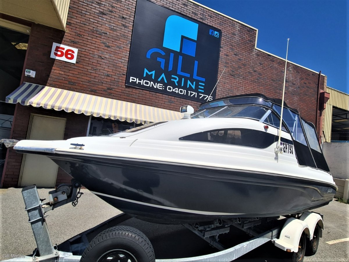 Stejcraft 640 Monaco AWESOME OFFSHORE FAMILY, FISHING BOAT FORSALE
