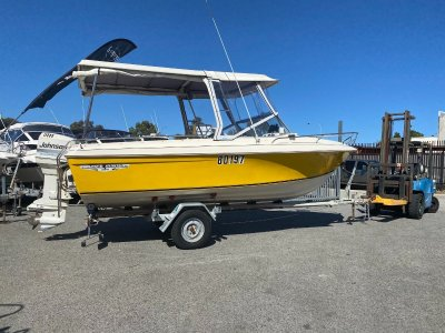 Haines Hunter 600 R CLASSIC FISHING BOAT JUST BEEN DETAILED