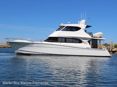 Maritimo 52 with Bow and Stern Thrusters