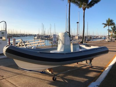 Fareast 480 RIB - The Affordable Solution- New stock arriving soon