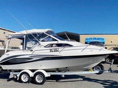 Whittley Voyager 580 GREAT CRUISER READY FOR THE SUMMER- Click for more info...