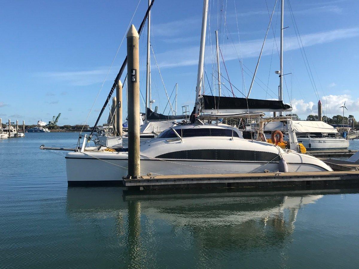 Parallax 11 Ostac Built, Brisbane:SV Enterprise Port