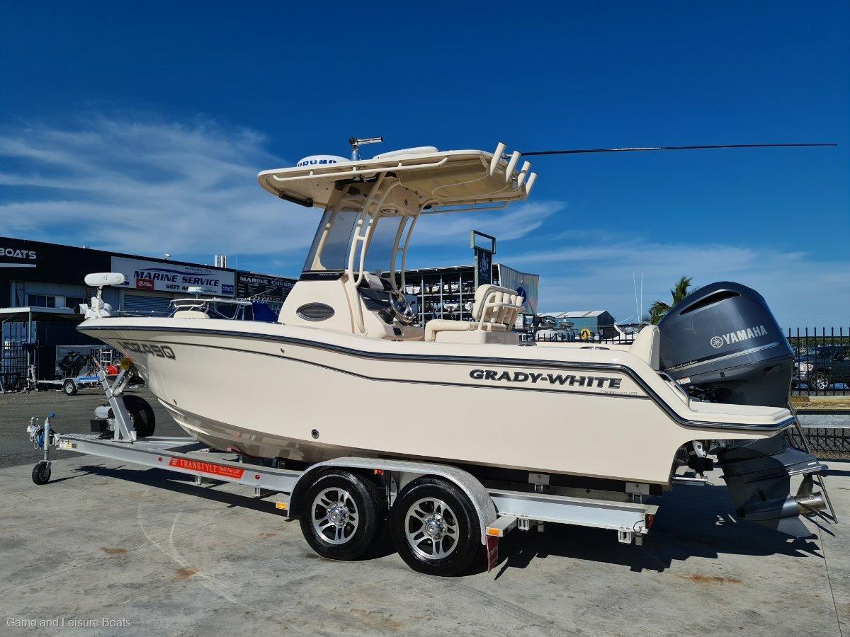 Grady-White Fisherman 216 - 2020MY