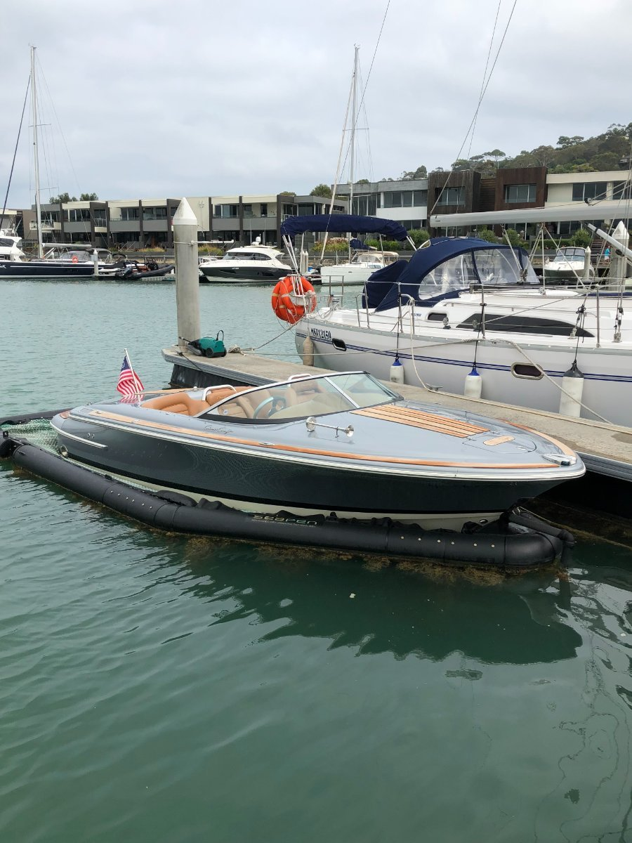 6.5m Sea-Pen Dry Docking System