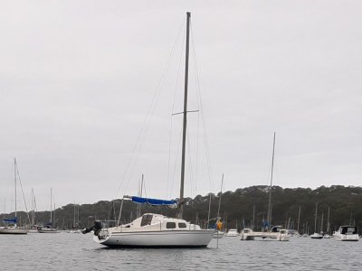 Westerly 26 Single Hull
