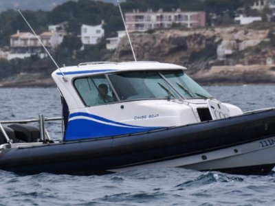 Protector 8.50 Cabin by Raymarine