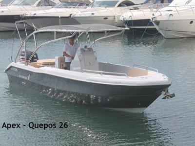 Apex Quepos-26 Sportfishing