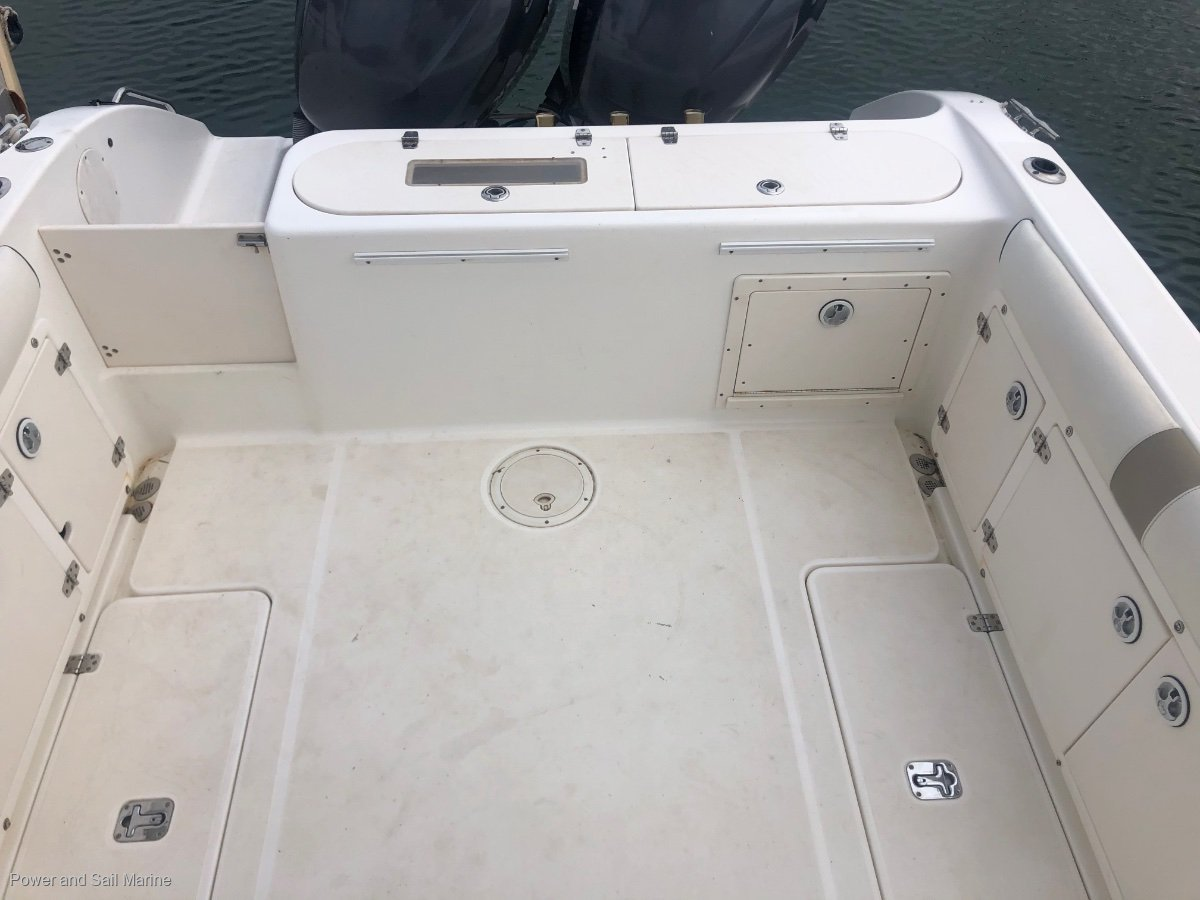 Century 2600 Walkaround Recently serviced and anti-fouled (09/2020)