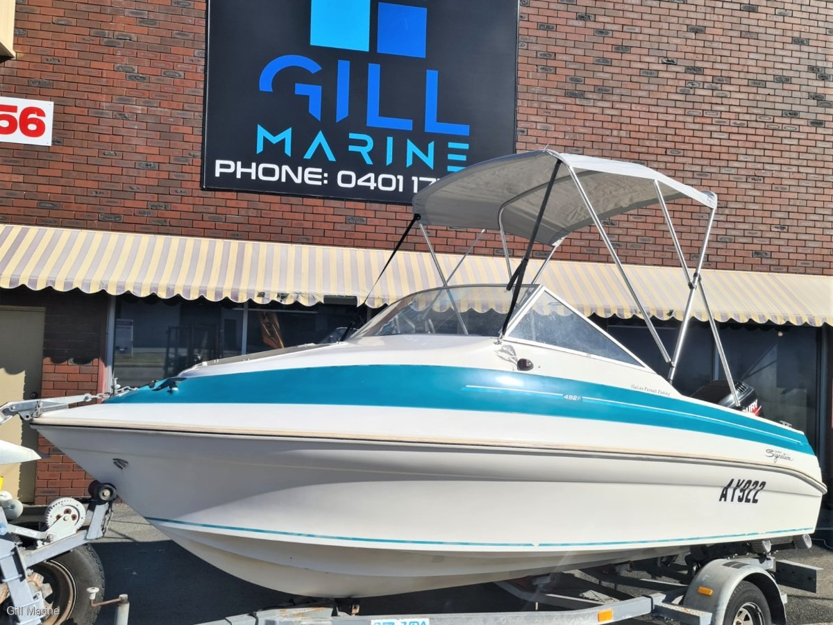 Haines Signature 492F AWESOME FAMILY, FISHING BOAT FORSALE