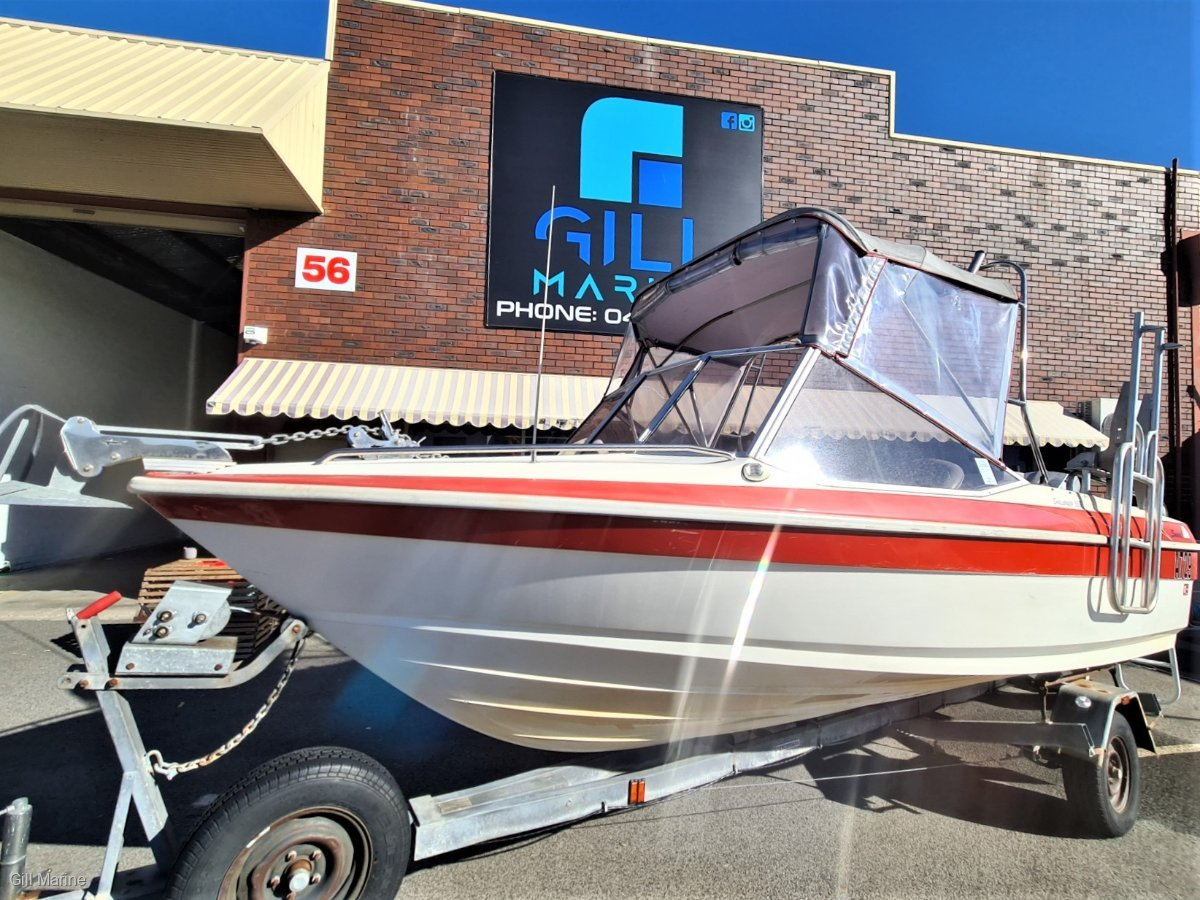 Savage 550 SF Challenger AWESOME OFFSHORE FAMILY, FISHING BOAT FORSALE
