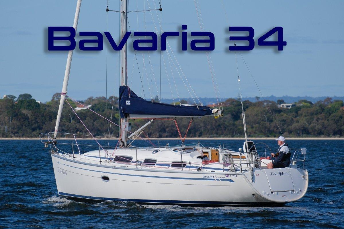 Bavaria 34 - SOLD SOLD SOLD