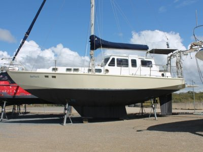 Roberts 39 Pilothouse