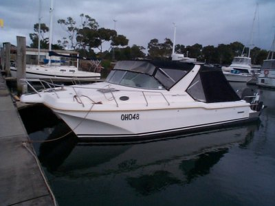 Ozycat 2600 Bluewater