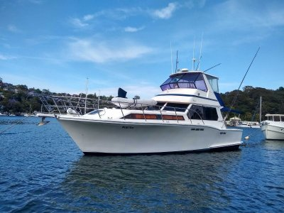 Outsider Flybridge 44