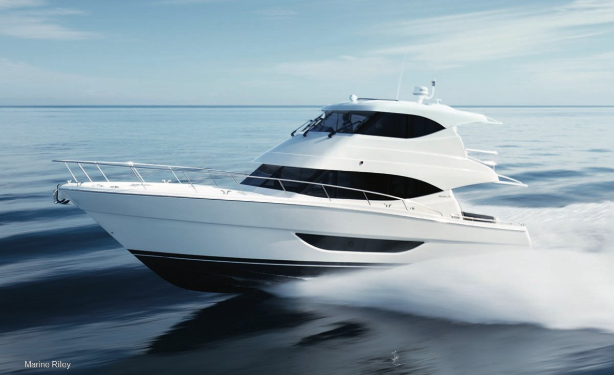 Maritimo M51 Cruising Motoryacht As new 2020 model ready for immediate delivery