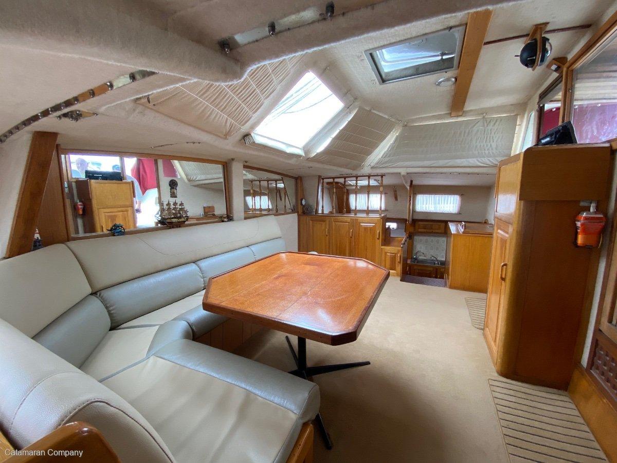 Crowther Design 85 MK2 50 Dagger Board Catamaran