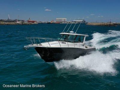 Stagg Boats Custom Aluminium Hardtop