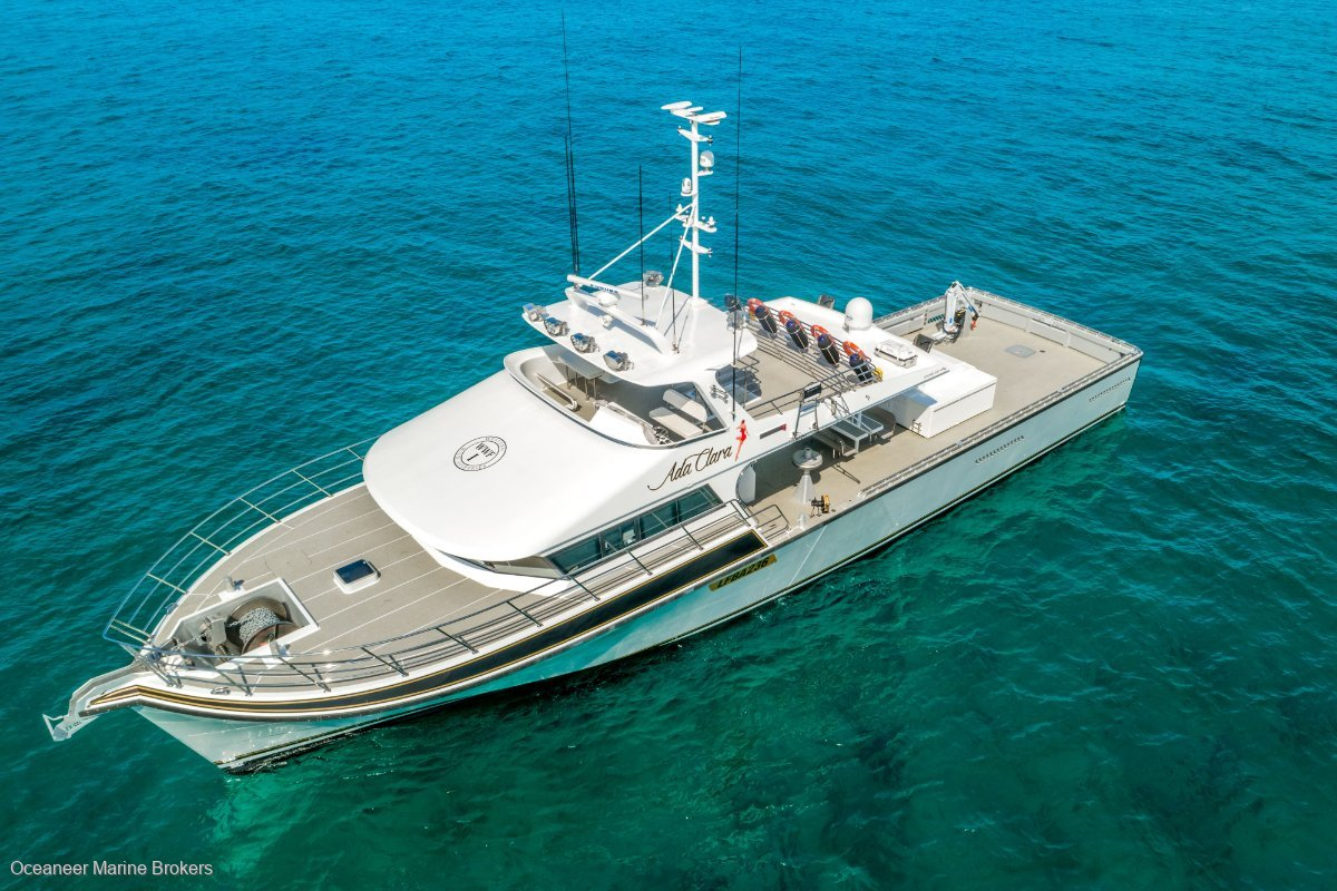 "Global Marine 86 Fishing Vessel - ""Ada Clara"""