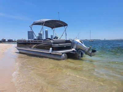 Avalon 23 Pontoon Boat