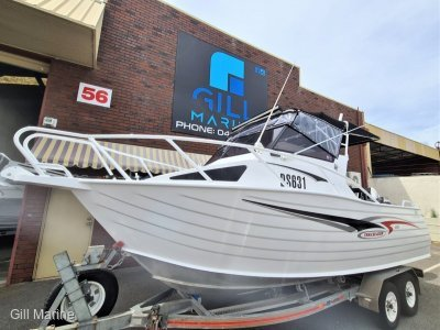 Trailcraft 610 Trailblazer AWESOME OFFSHORE FAMILY, FISHING BOAT FORSALE