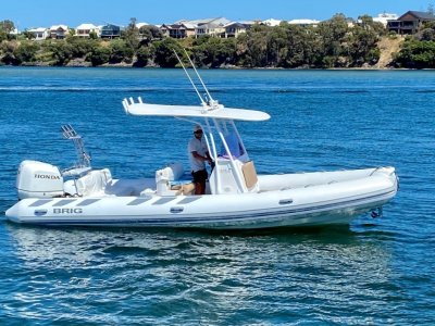 Brig Navigator 730 Rigid Inflatable Boat