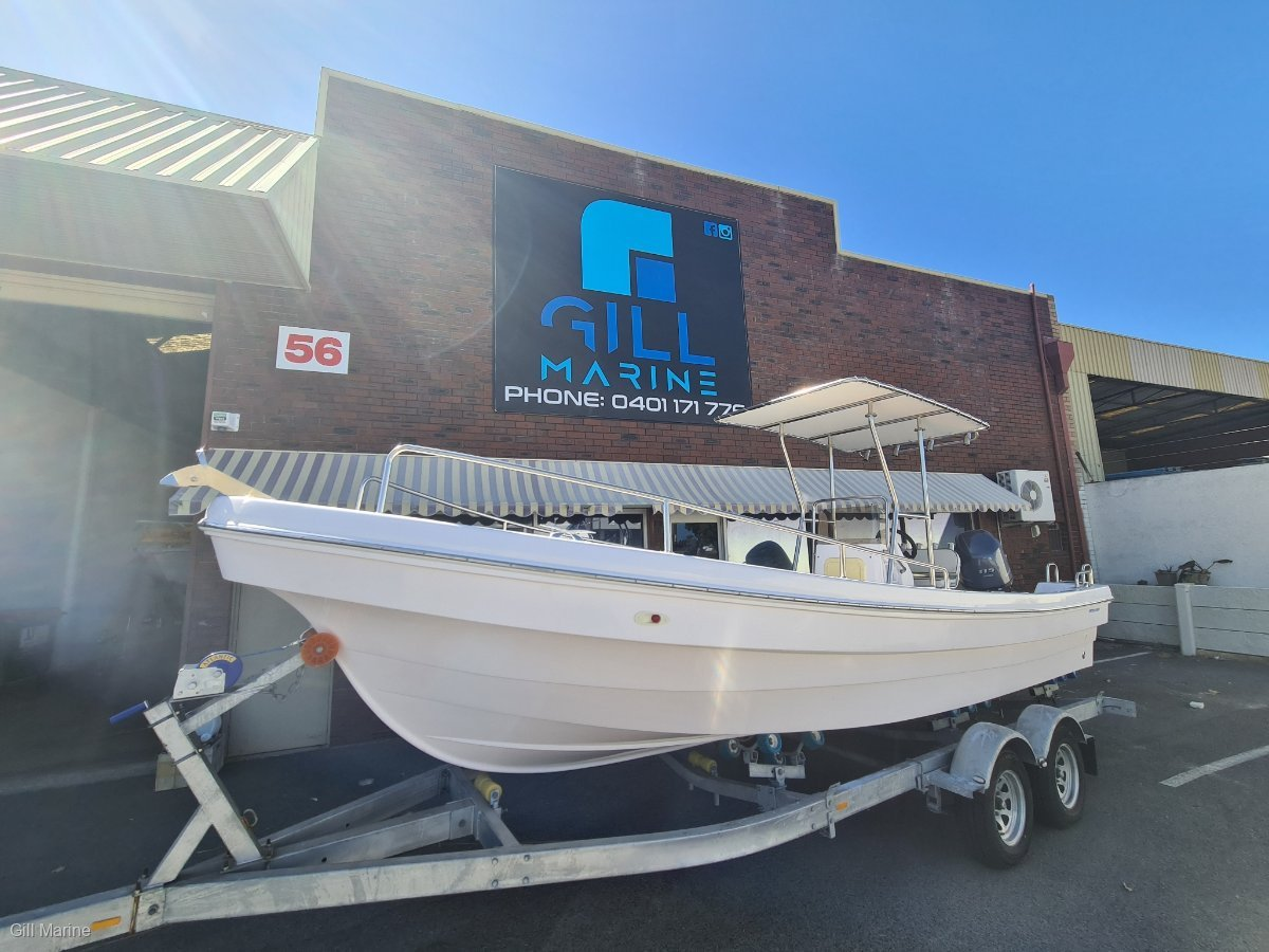 Surfside 670 UB 2018 BUILT EX DEMO WITH LESS THEN 1HOUR USE... !