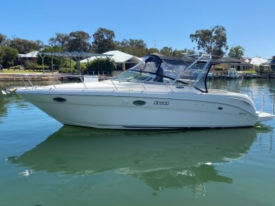 Sea Ray 290 Amberjack Must See! Ready to go for summer!!