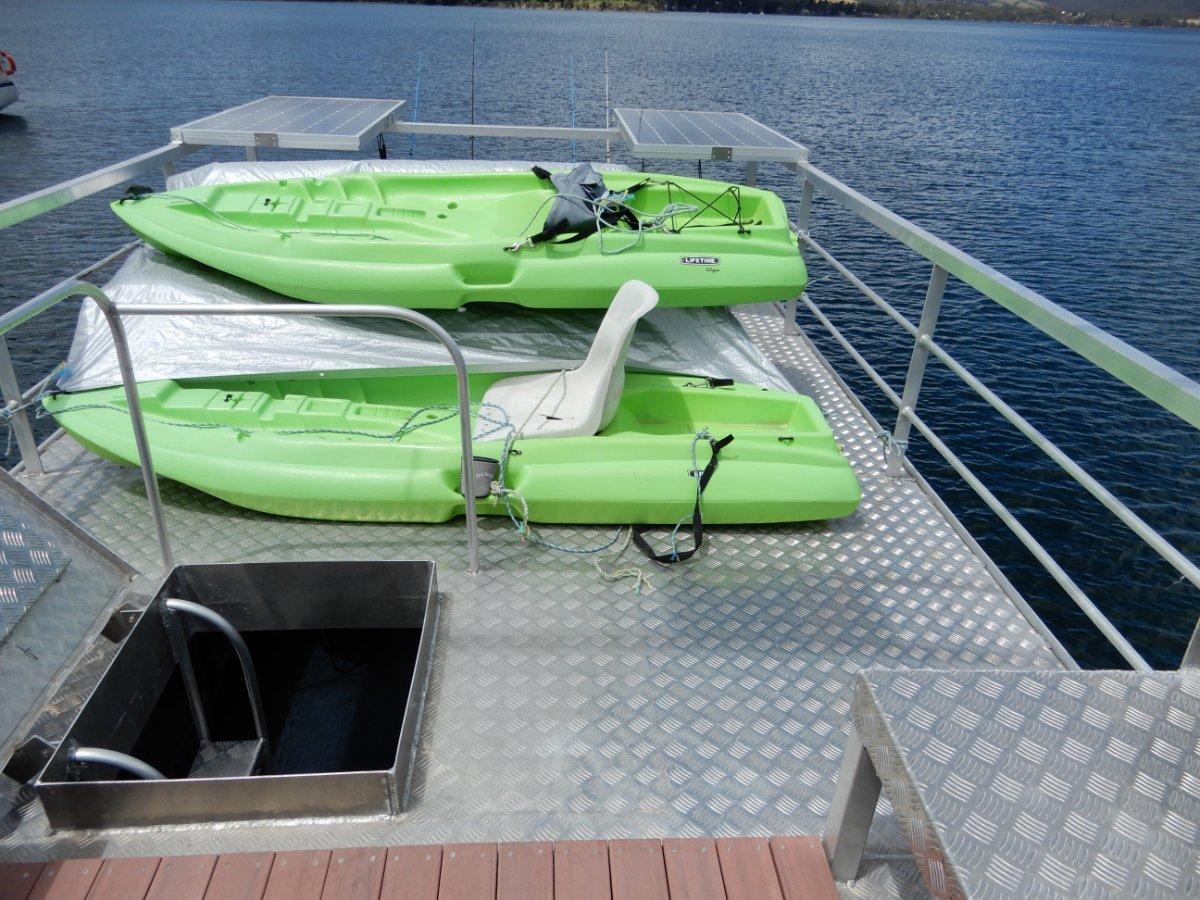 Custom Aluminium Powercat MAJOR REFIT 2016